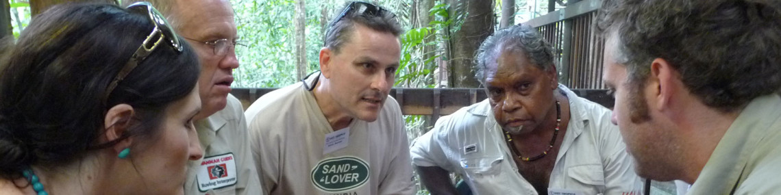 Wet Tropics Tour Guide Program