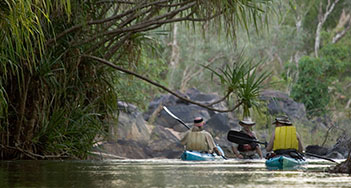 Gecko Canoeing and Trekking